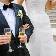 champagne pour mariage