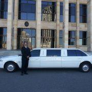 la location de limousine avec chauffeur